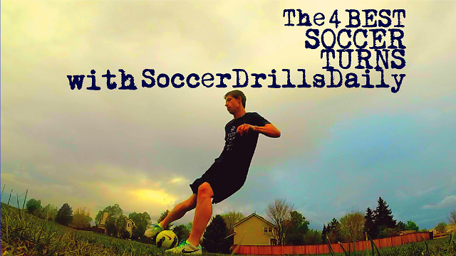 Tutorial on the 4 Best Soccer Turns