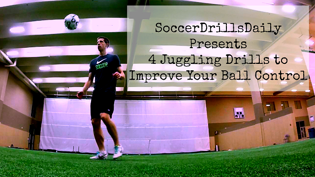 Soccer Juggling Drills