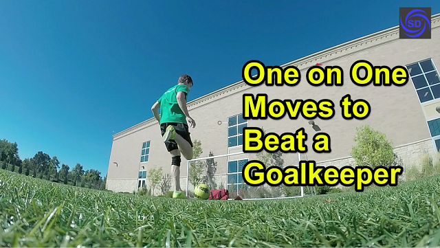 Soccer Moves to Beat a Keeper