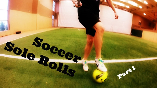 Soccer Sole Rolls Tutorial Cover