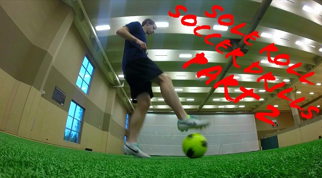 Soccer Sole Rolls Part 2 Thumbnail