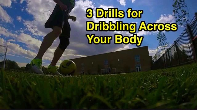 Three Soccer Dribbling Drills to Develop Your Lateral Dribbling Skills