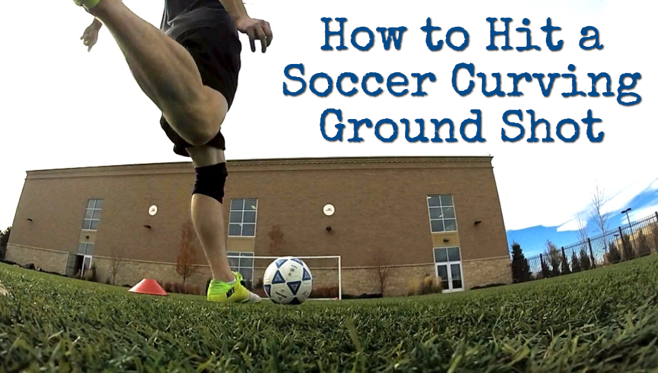 Soccer Curving Ground Shot Thumbnail