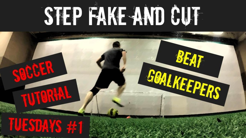 Soccer Move Step Fake and Cut Thumbnail
