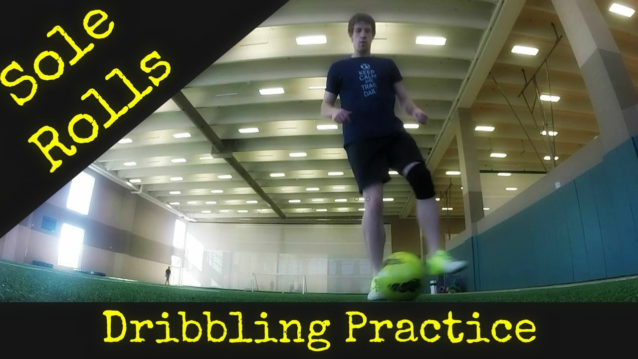 Soccer Ball Control Workout – The New Sole Rolls