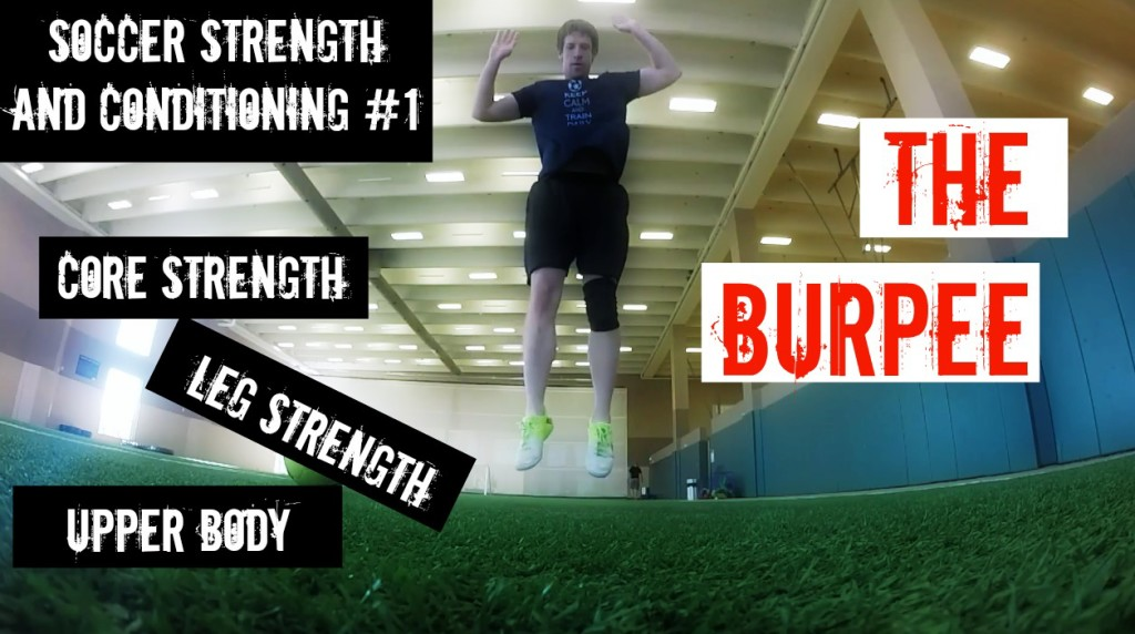 How to do the burpee