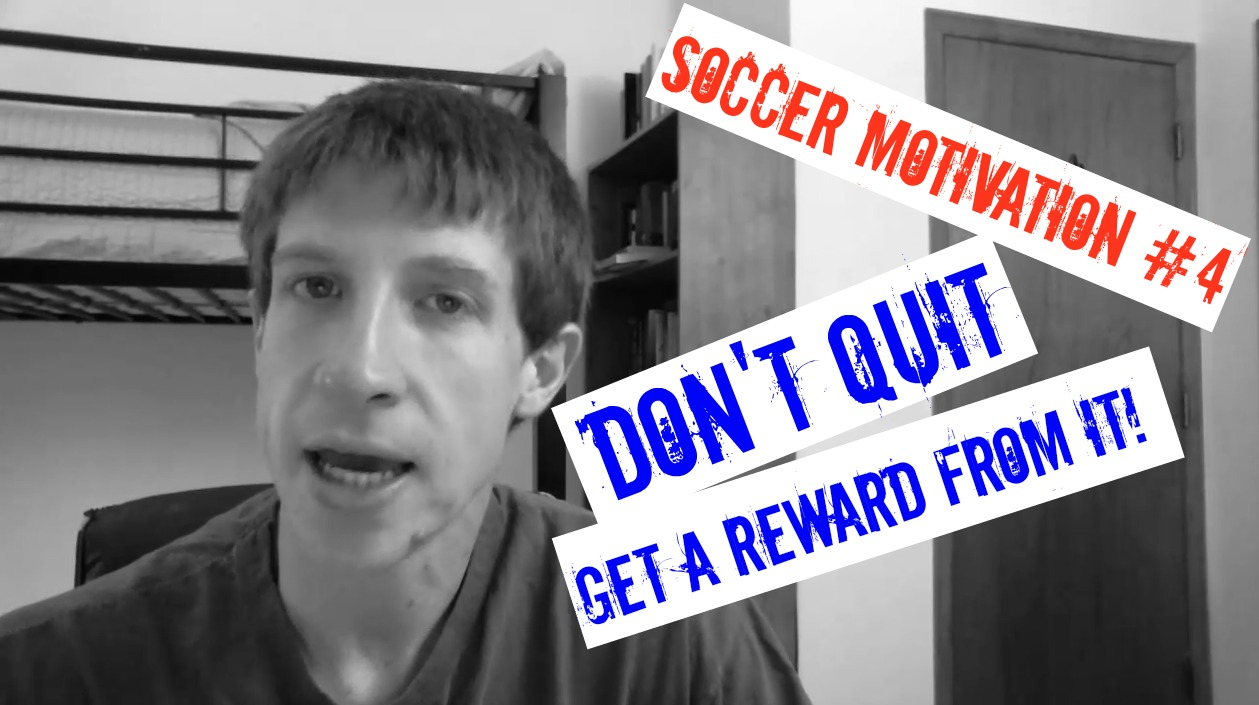 Motivation Monday #4 – Don't Quit – You're Already in Pain, Get a Reward from it!