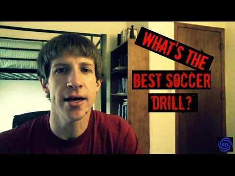 What's the Best Soccer Drill? – Motivation and Mindset Monday #7